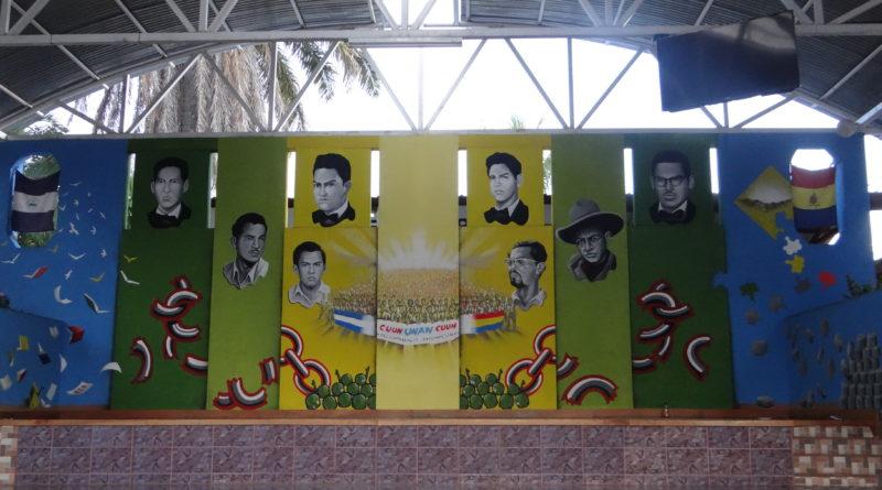 FAREM-MATAGALPA CELEBRA EL XXXVII ANIVERSARIO DE FORMAR GENERACIONES DE PROFESIONALES Y CONTRIBUIR AL DESARROLLO DE NICARAGUA